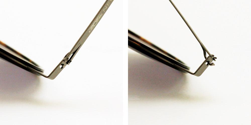 高性能偏光サングラスID-P128ハイコントラストレンズ