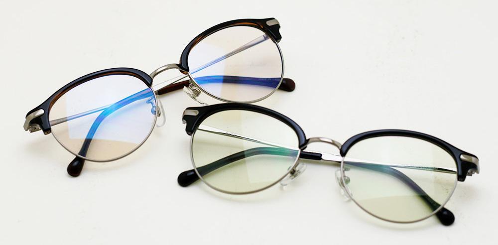 眼精疲労予防サングラス